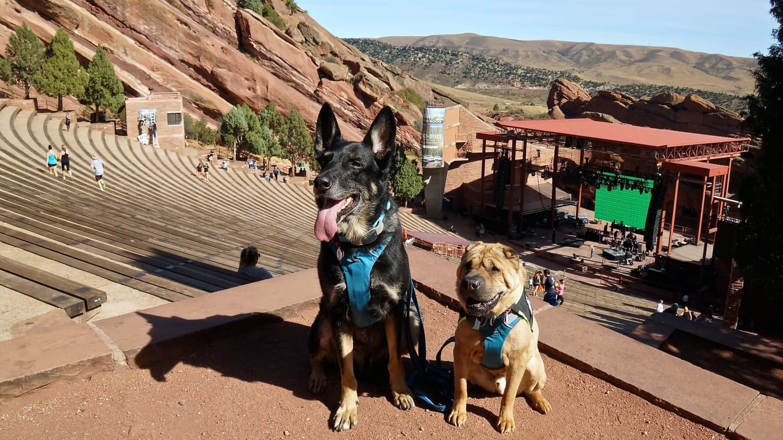 Red Rocks Amphitheater - Denver, CO