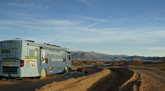 Government Wash - Lake Mead, NV