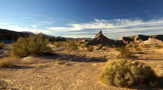Gypsum Wash - Lake Mead, NV