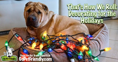 That's How We Roll: Decorating for the Holidays