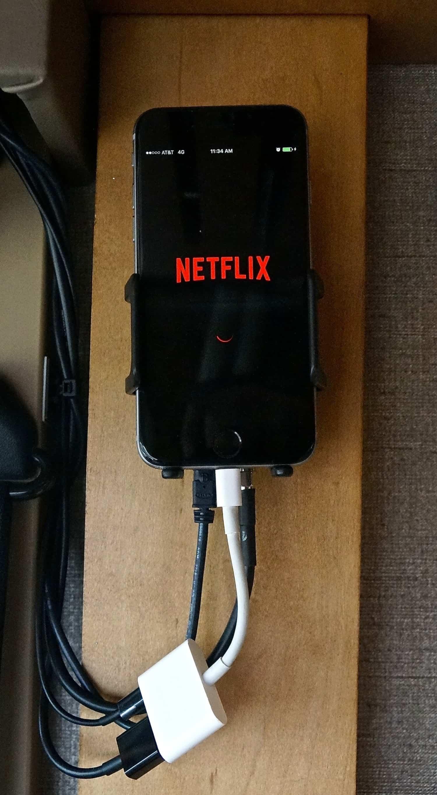 Wilson Sleek Cradle Booster in GoPetFriendly.com's Winnebago motorhome