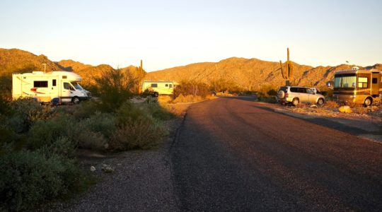 White Tank Mountain Regional Park - Phoenix, AZ