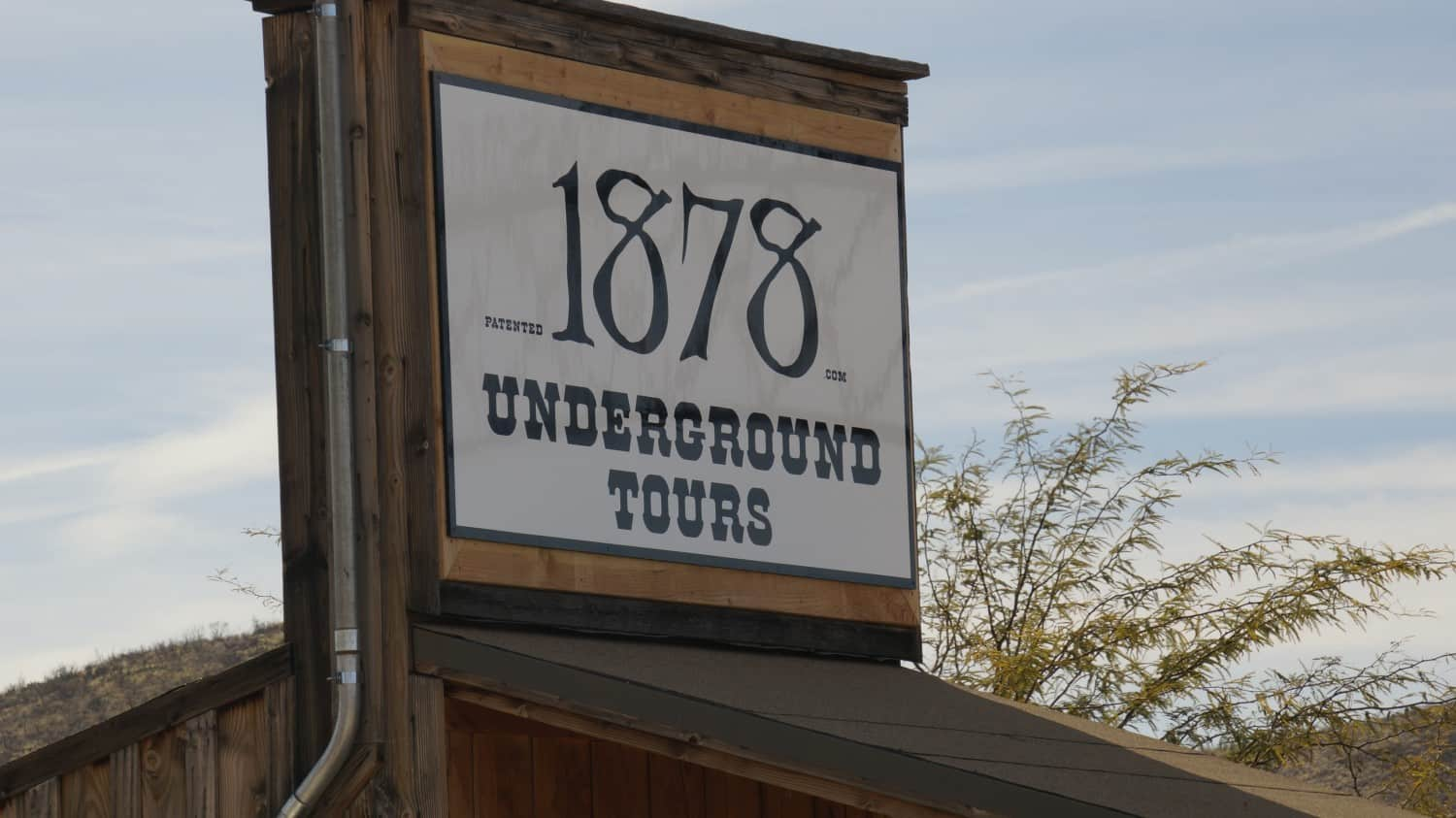 Tombstone Consolidated Mines Company - A Pet Friendly Attraction in Tombstone, AZ