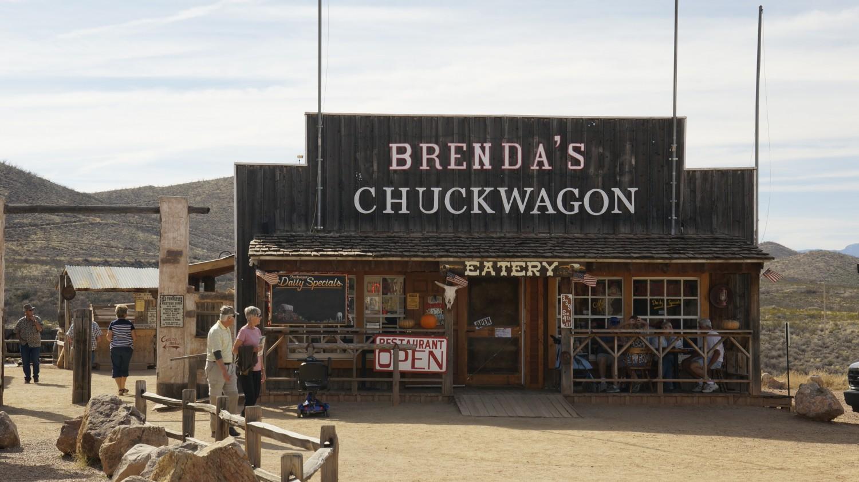 Brenda's Chuckwagon - A Pet Friendly Attraction in Tombstone, AZ