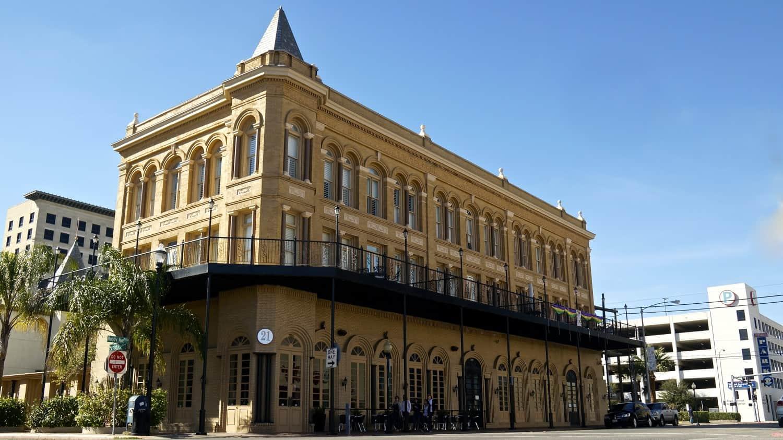 Historic Buildings - Galveston, TX