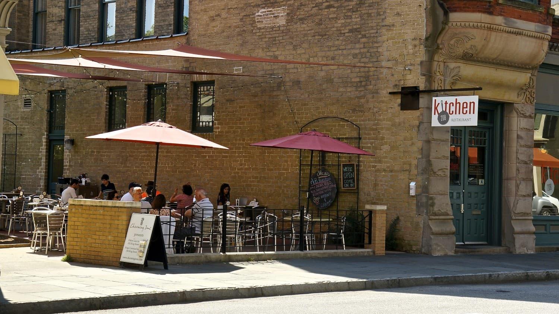 Dog Friendly Restaurant - Charleston, SC