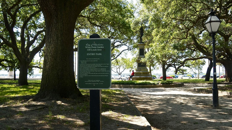 White Point Garden - Charleston, SC