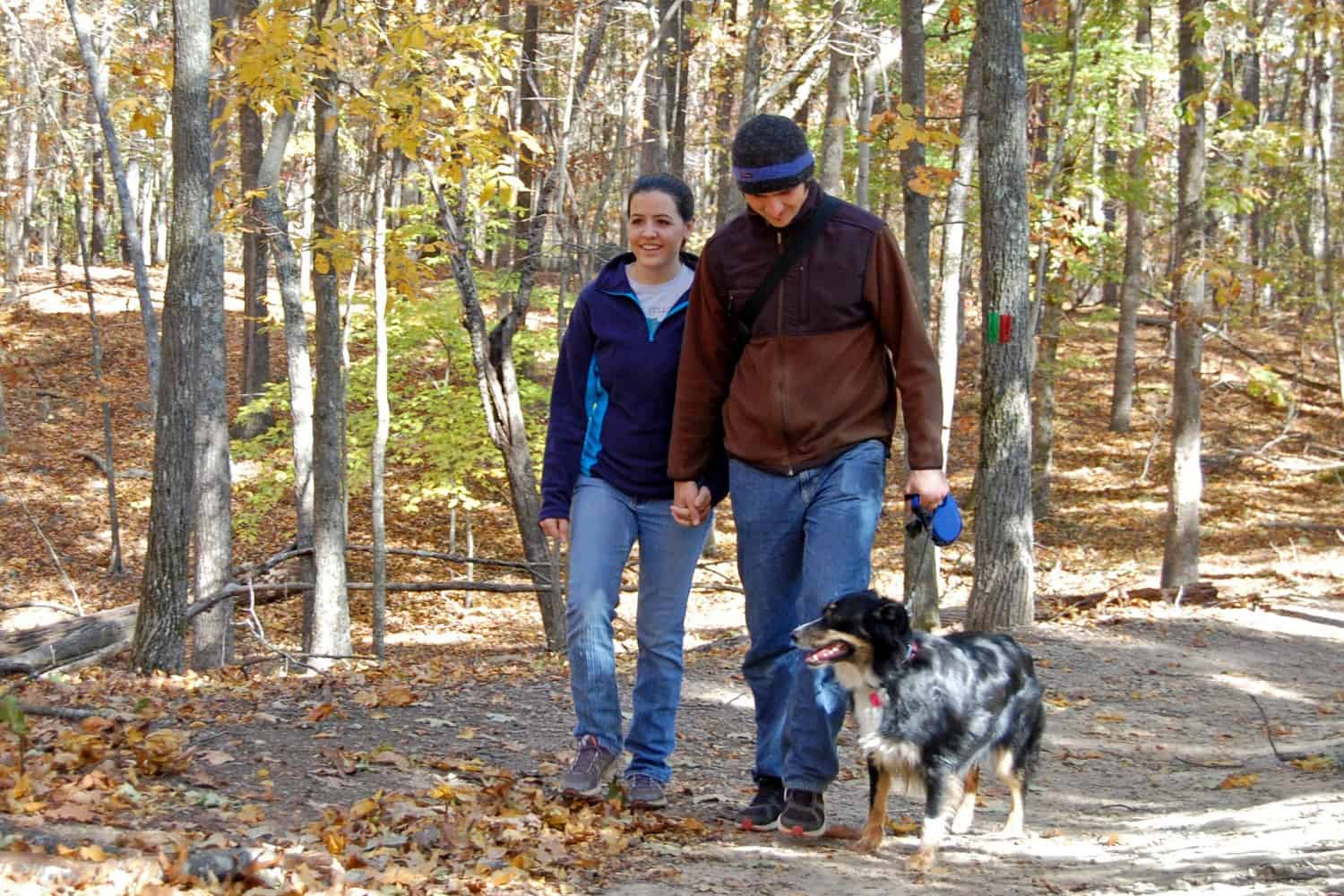 Red Top Mountain State Park Dog Friendly Trails