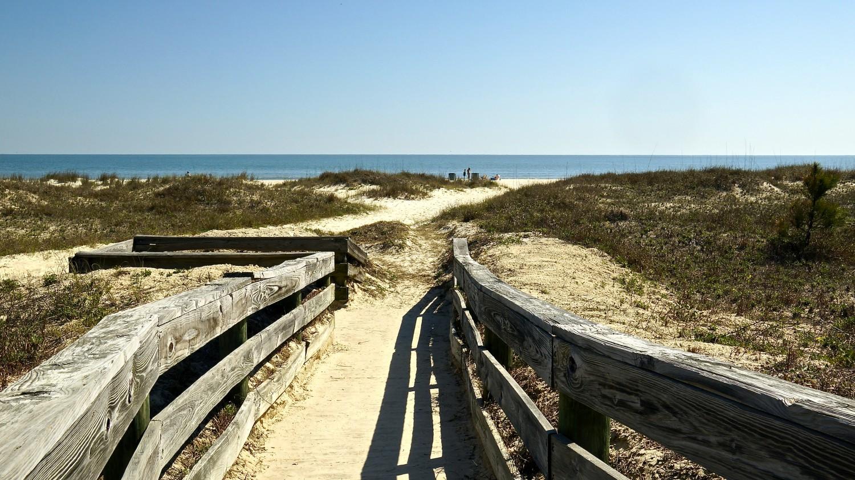 Forgotten Coast - Cape San Blas, FL