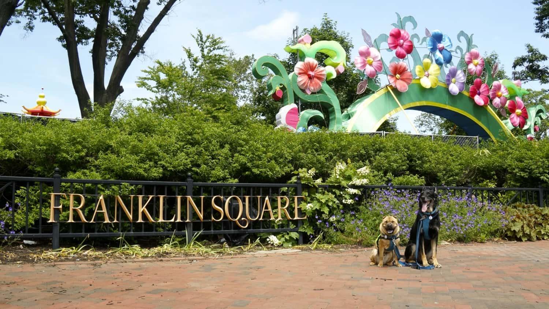 Franklin Square - Philadelphia, PA