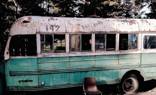 Into the Wild Bus - Fairbanks, AK