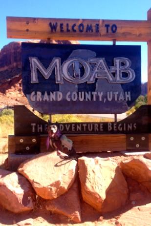 Ruka in Moab, UT