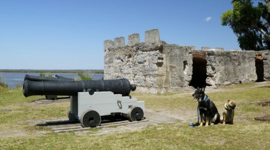 Fort Frederica - St. Simons Island, GA