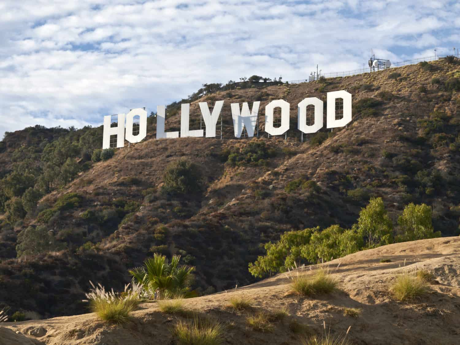 Hollywood Sign - Los Angels, CA