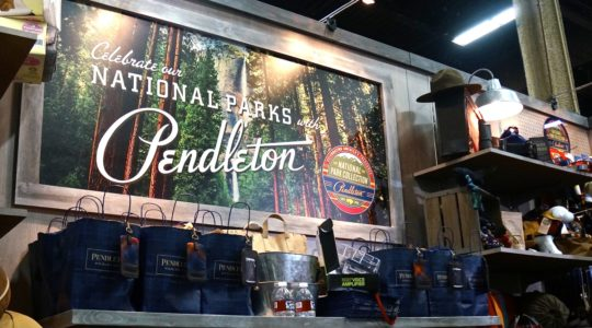 SuperZoo 2016 - Pendleton National Parks Line - GoPetFriendly.com