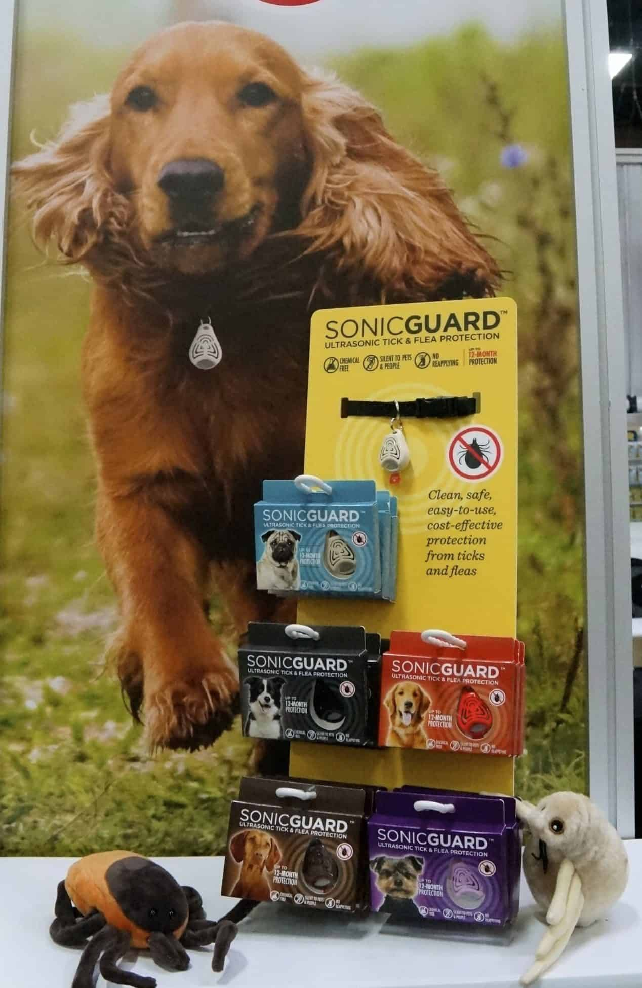 SuperZoo 2016 - SonicGuard Flea and Tick Protection - GoPetFriendly.com