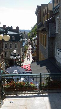 Old Quebec City, Quebec, CA