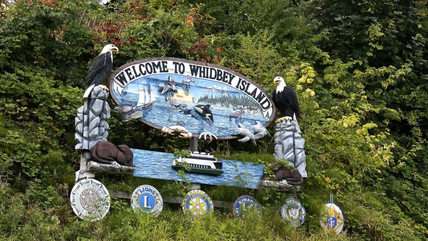 Pet Friendly Things To Do On Whidbey Island, Washington