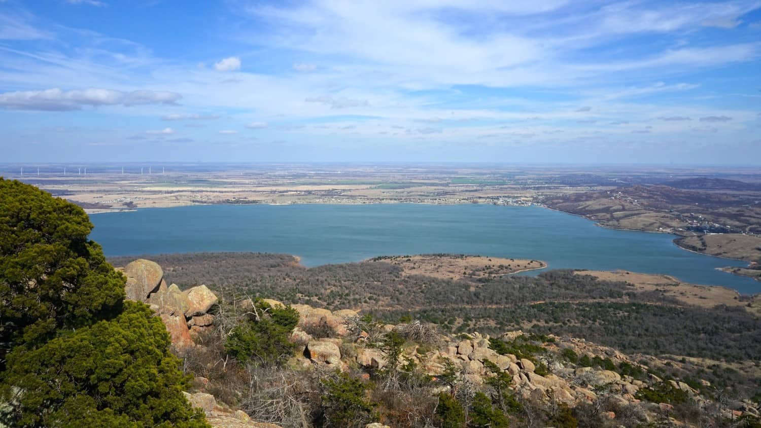 Oklahoma's Top Pet Friendly Attraction: Wichita Mountains Wildlife Refuge | GoPetFriendly.com