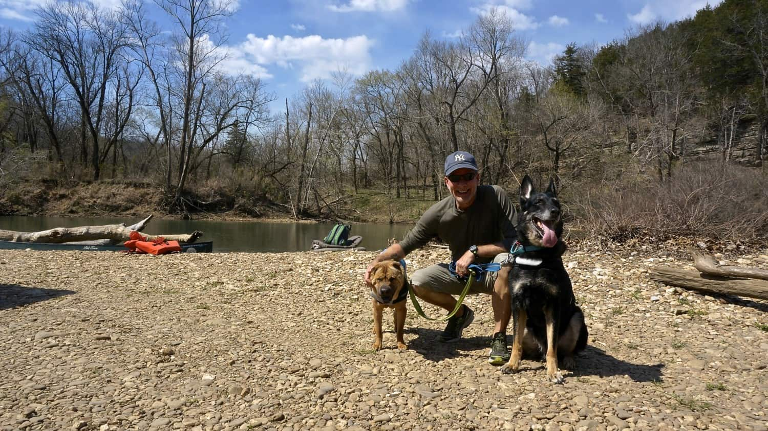 Arkansas' Top Pet Friendly Attractions: Buffalo National River | GoPetFriendly.com