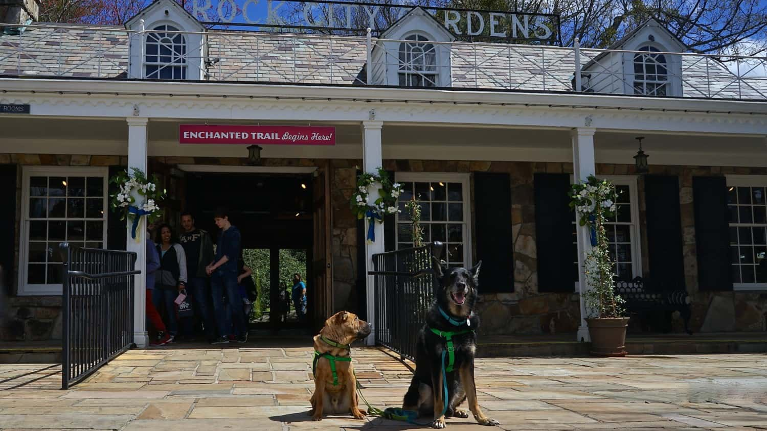 Georgia's Top Pet Friendly Attraction: Rock City Gardens | GoPetFriendly.com