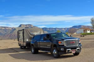 Renting a Camper for a Dog Friendly Vacation