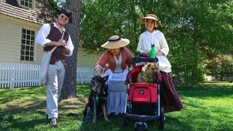 Virginia's Top Pet Friendly Attraction: Colonial Williamsburg | GoPetFriendly.com