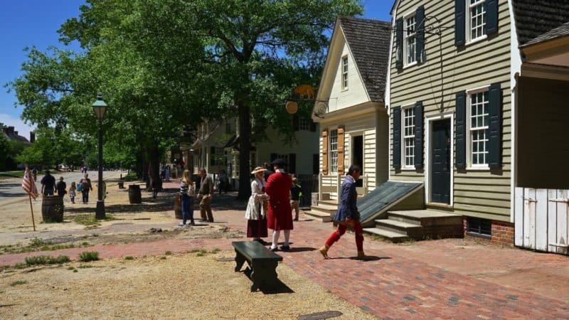 Virginia's Top Pet Friendly Attraction: Colonial Williamsburg | GoPetFriendly.com