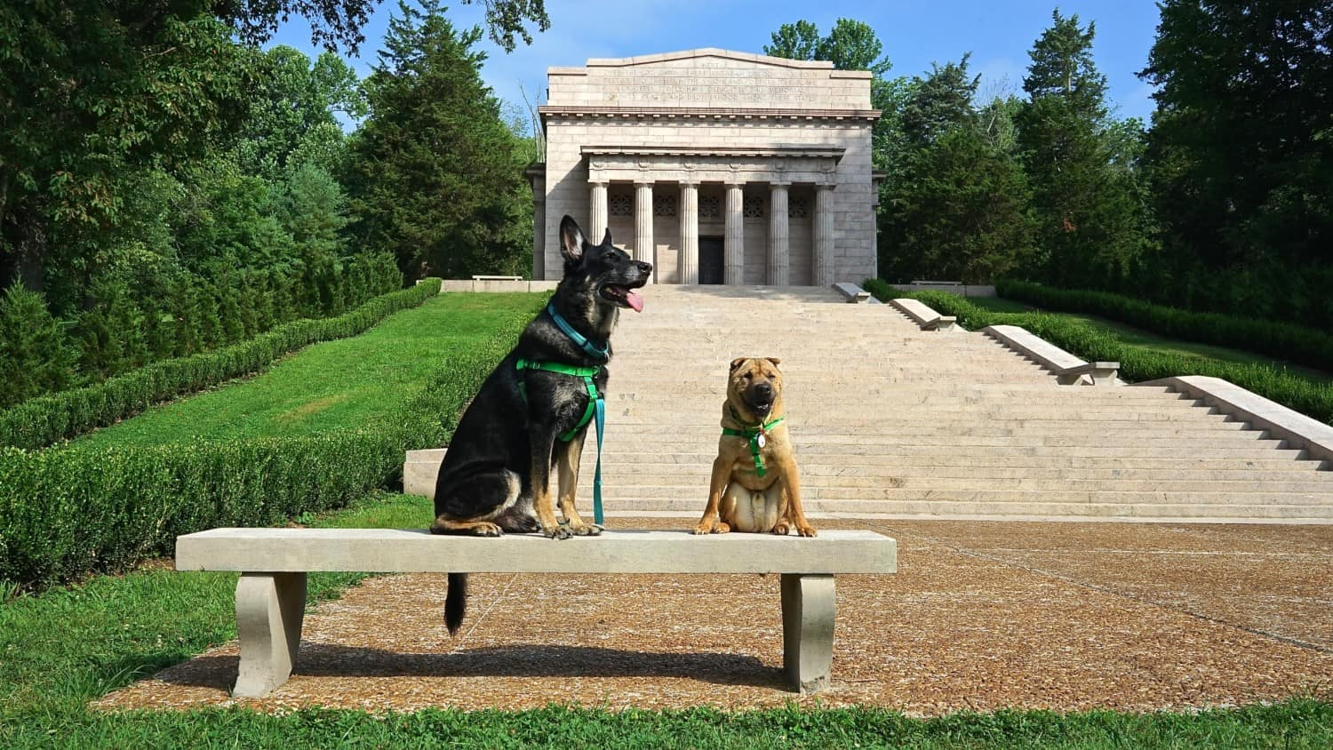 Kentucky's Top Pet Friendly Attraction: Lincoln Birthplace
