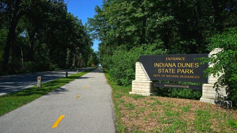 Indiana's Top Pet Friendly Attraction: Indiana Dunes Lakeshore   GoPetFriendly.com