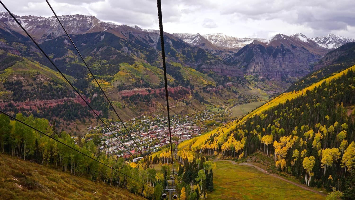 Colorado's Top Pet Friendly Attraction: Telluride Gondola | GoPetFriendly.com