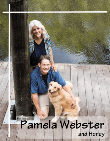 Pamela Douglas Webster | GoPetFriendly.com Blog Team Member
