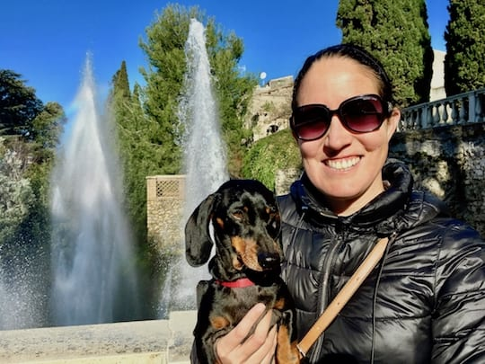 Visiting Italy's Villa d'Este With A Dog | GoPetFriendly.com