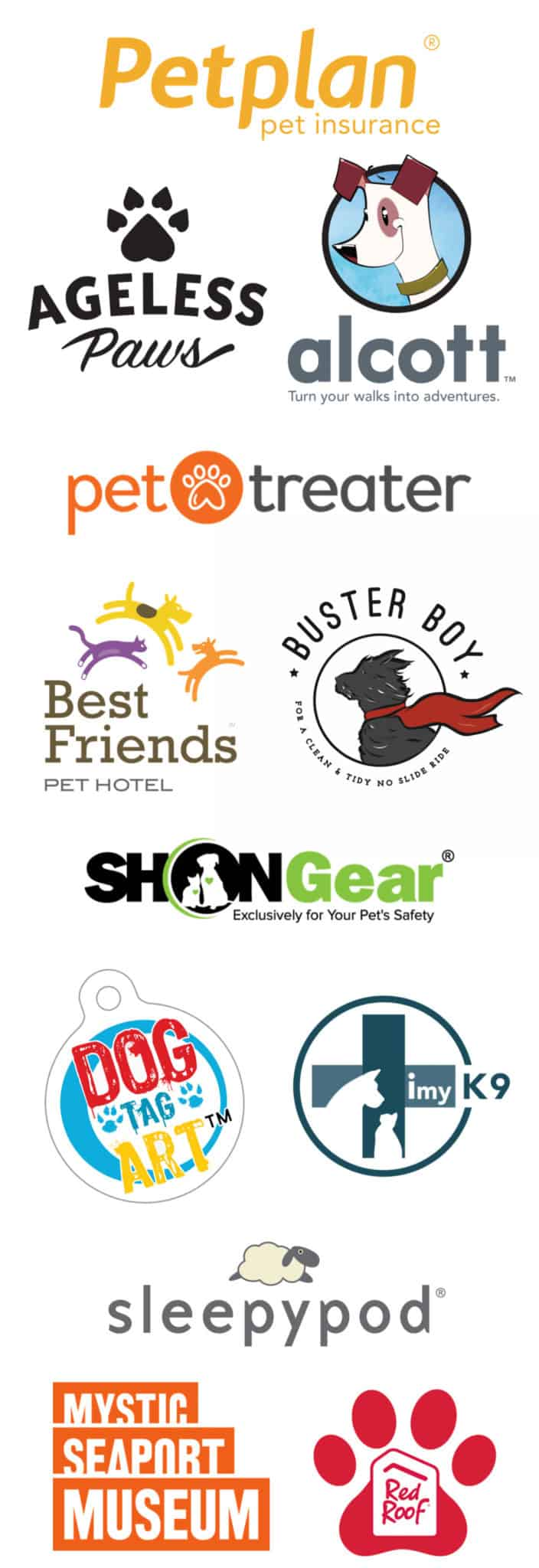 The Ultimate Pet Friendly Road Trip Brand Partners | GoPetFriendly.com