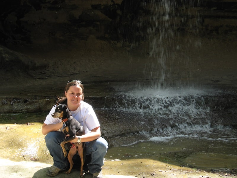 Chicago Hikes with Dogs - Starved Rock
