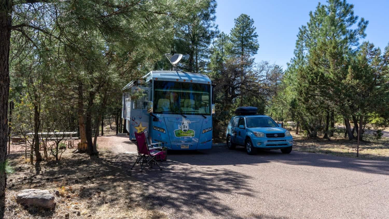 Sharp Creek Campground Review - Tonto National Forest, Arizona | GoPetFriendly.com