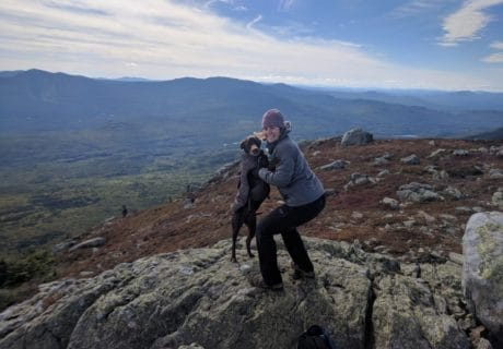 Hike the Pet Friendly Appalachian Trail with a Dog