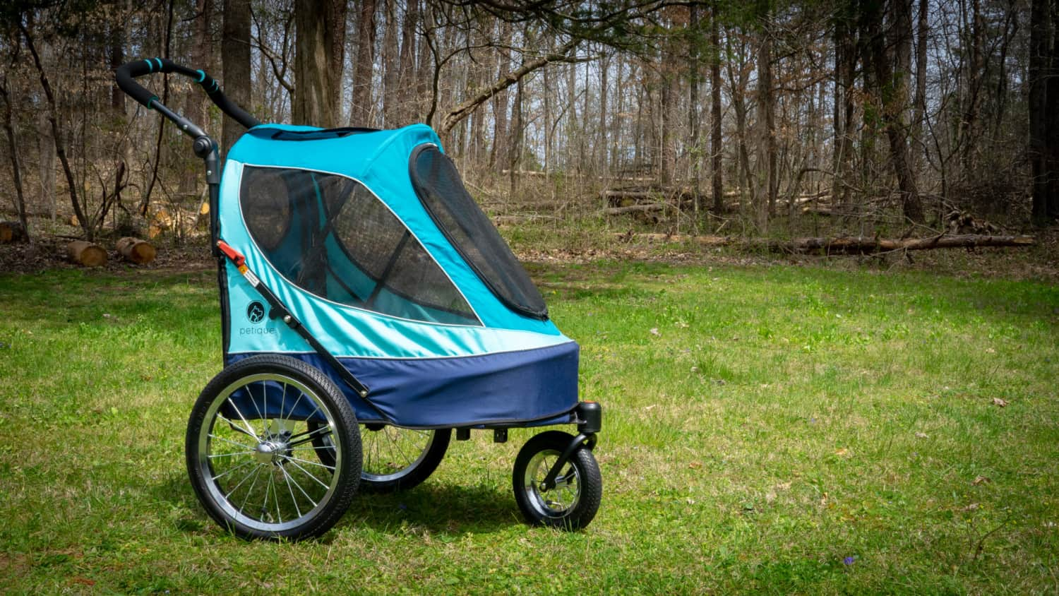 Petique All Terrain Pet Jogger stroller for dogs