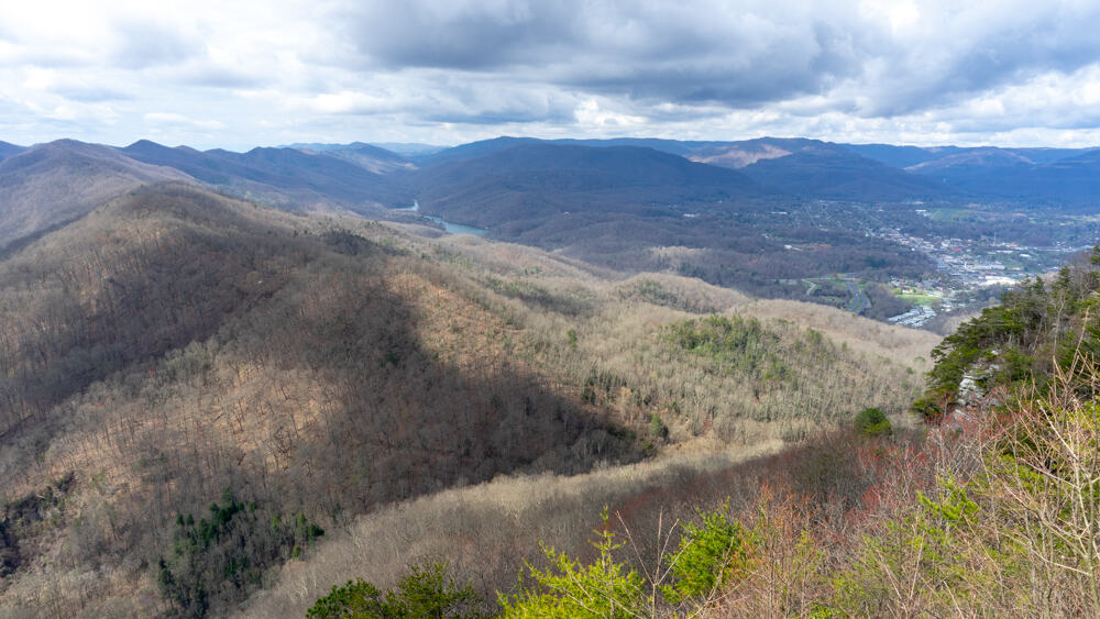 View of pet friendly Cumberland Gap National Park
