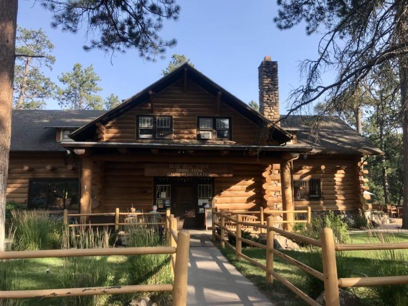 Blue Bell Lodge at Custer State Park, South Dakota