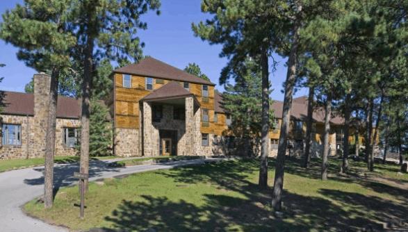 Sylvan Lake Lodge in Custer State Park, South Dakota