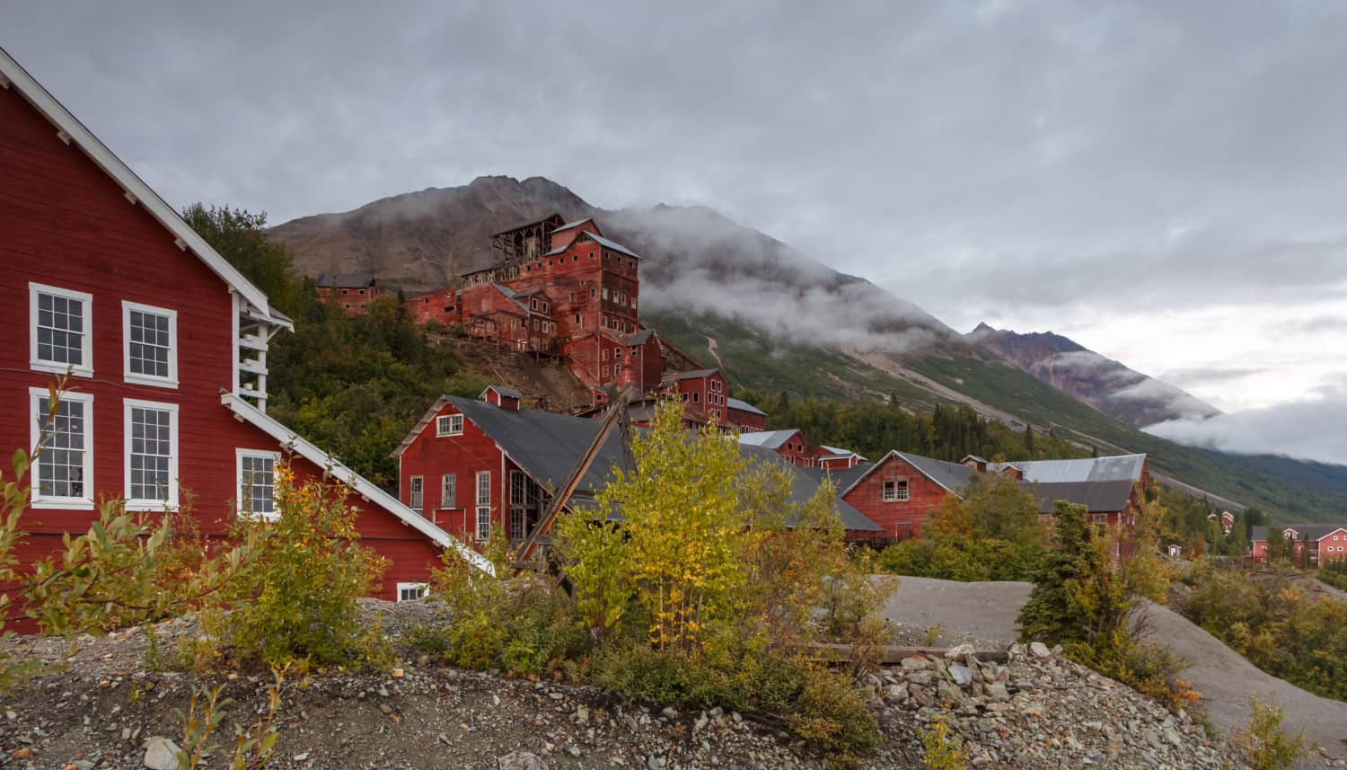 Explore These Pet Friendly Ghost Towns With Your Dog