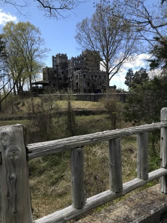 Gillette Castle State Park in MA