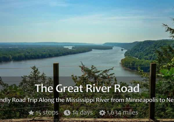 Great River Road – From Minneapolis to New O...