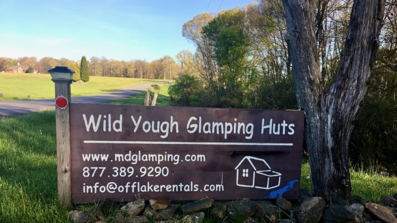 Wild Yough Pet Friendly Glamping